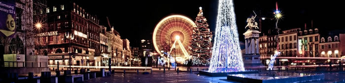 Dinan  découvrez tous les marchés de Noël 2017