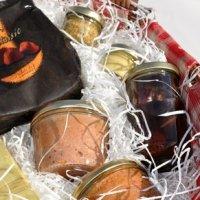 Idée cadeau de Noël pour adulte : Le panier garni gourmand, une valeur sûre pour Noël