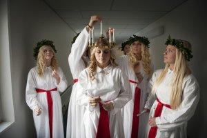 La Sainte-Lucie, une fête suédoise avant Noël
