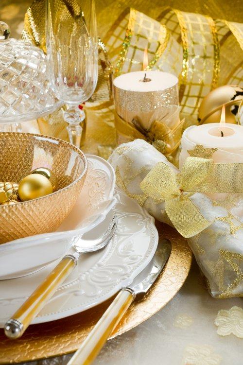 D coration de table pour no l - Decoration de noel pour table ...