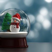 La boule à neige : un grand classique de Noël