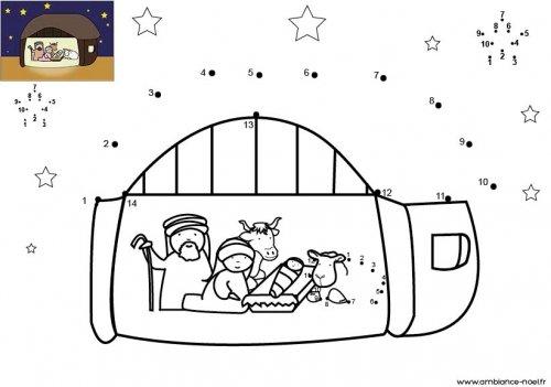 Decoration Dessin De Noel