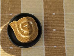 Une recette simple de la bûche de Noël légère au chocolat et à la crème de vanille