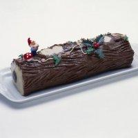 Recette de la délicieuse bûche de Noël au chocolat