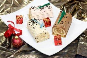 Recette moelleuse de la bûche de Noël au café