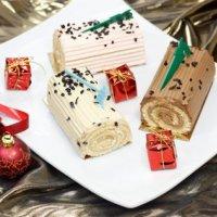 Recette  de la bûche de Noël au praliné, recette et conseil