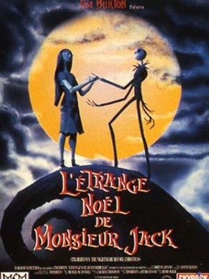 Un Noël détourné dans le film, L'étrange Noël de Monsieur Jack
