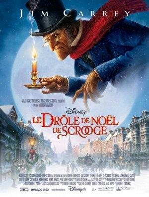 Le drôle de Noël de Scrooge, un film de noël aux allures de conte de Dickens
