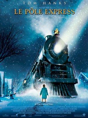 Un film de Noël qui nous fait voyager, le Pôle Express