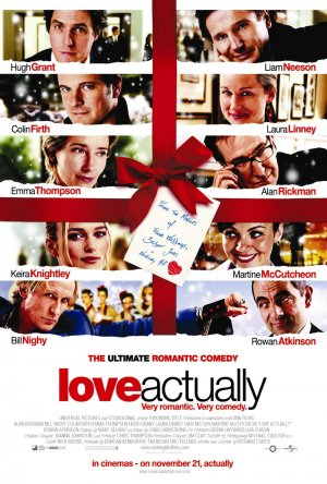 Un film de Noël remplit d'amour, Love actually