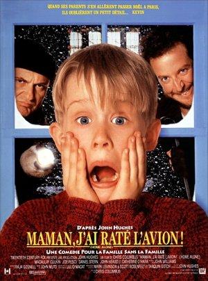 Un film de Noël qui sent bon les bêtises, Maman j'ai raté l'avion