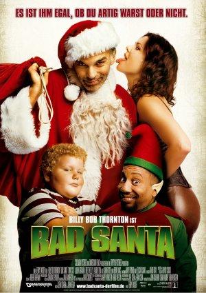 Un film de Noël qui ne vous fera pas de cadeaux, Bad Santa