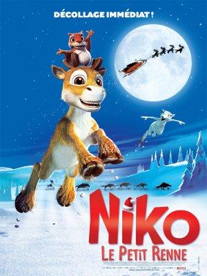Un film de Noël tout doux, Niko le petit renne
