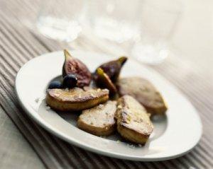 Recette de Noël : Escalope de foie gras à la paysanne