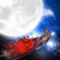 Histoire de Noël, Rudolf le petit renne au nez rouge