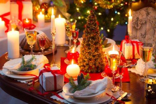 Decorer Sa Table décorer sa table de noël pour moins de 30€