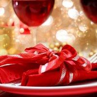 Quelles serviettes pour ma table de Noël ?