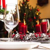 Dressage de table pour Noël