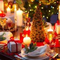 Set de table de Noël