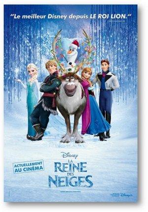 Un bon Disney à regarder cet hiver : La Reine des Neiges (Frozen)
