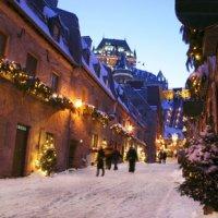 Noël au Quebec : de la neige et de la magie !