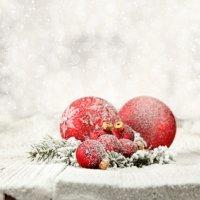Boules de Noël à décorer soi-même