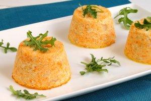 Recette des flans de carottes