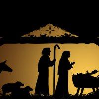 Paroles de chansons de Noël : À la Venue de Noël