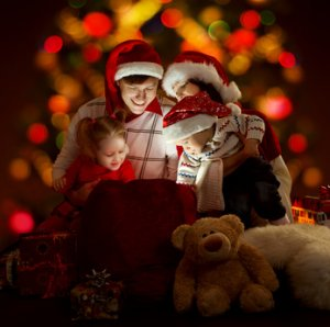 Conte de Noël, la nuit du 24 décembre