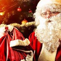 Conte de Noël, l'histoire du Père Noël