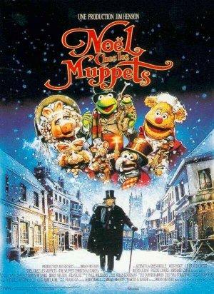 Un film de Noël en musique, Noël chez les Muppets