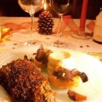 La biche panée aux noix de pécan : une idée recette pour Noël