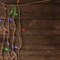 La guirlande solaire : nouvelle tendance pour un Noël économique