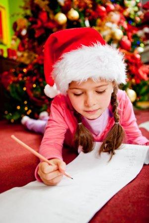 Comment écrire sa lettre au Père Noël