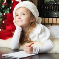 Modèle de lettre au Père Noël