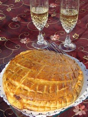 La galette des rois : recette traditionnelle à la frangipane