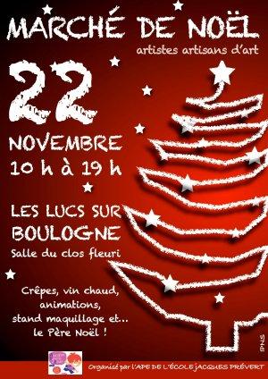 Marché de Noël à Lucs-sur-Boulogne - Les Lucs-sur-Boulogne