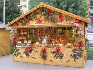 Deco noel ambiance chalet