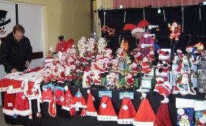 Marché de Noël à Brinon-sur-Sauldre