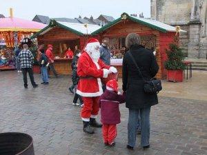 Marché de Noël à Crèvecoeur-le-grand