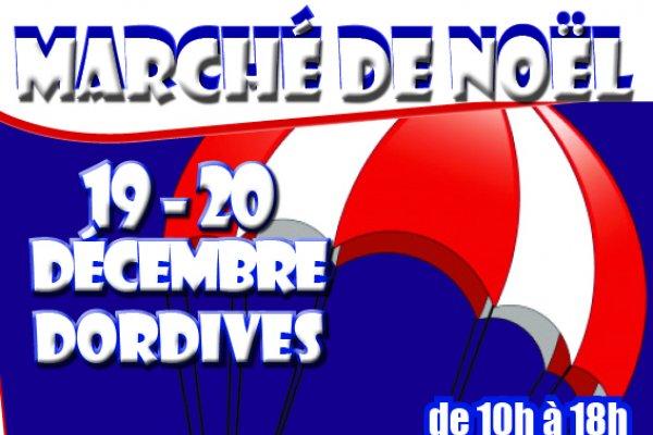 Marché de Noël à Dordives