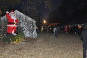 Marché de Noël à Ploemeur