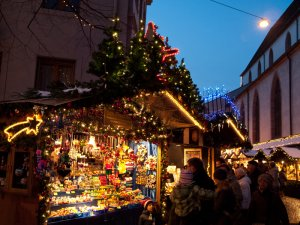 Marché de Noël à Mazan