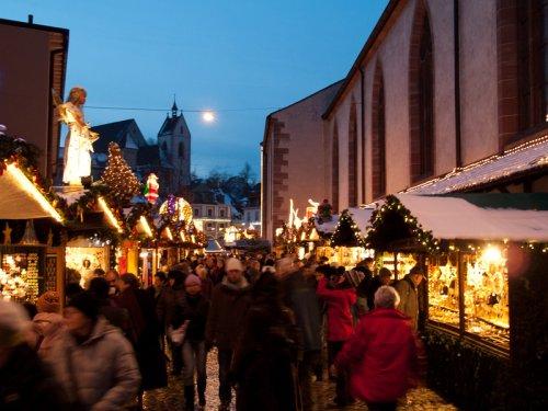 Marché de Noël des Musées et des Créateurs 2010 à Ottmarsheim