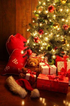 Le Vide-greniers de Noël de Ploudalmézeau