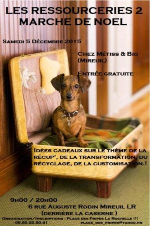 Marché de Noël à La Rochelle